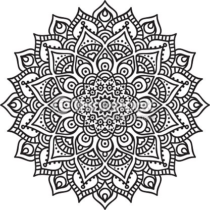Mandala Clipart Vectoriel Thinkstock