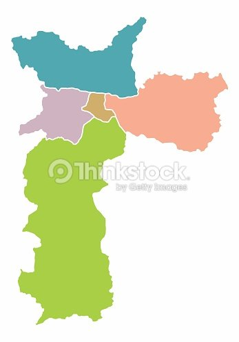 Map Of Sao Paulo City stock vector - Thinkstock Sao Paulo On World Map on tegucigalpa on world map, montevideo on world map, johannesburg on world map, brazil on world map, bogota on world map, tehran on world map, buenos aires on world map, osaka on world map, beijing on world map, santiago on world map, jakarta on world map, veracruz on world map, dead sea on world map, quito on world map, seoul on world map, moscow on world map, dhaka on world map, mumbai on world map, rio de janeiro on world map, lima on world map,