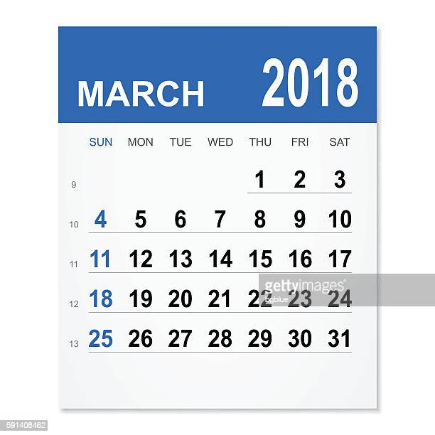 March Month Stock Illustrations And Cartoons Getty Images