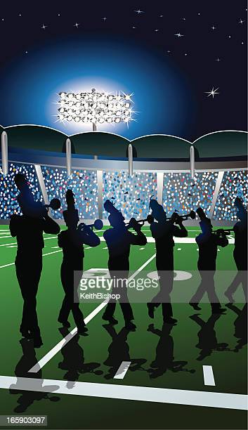 marching band stock illustrations and cartoons getty images