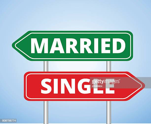Married vs Single Signs