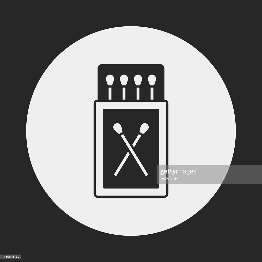 match-Symbol : Vektorgrafik