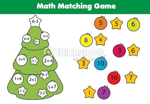 Juego Educativo De Matematicas Para Ninos Actividad De Matematicas