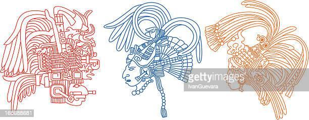 Mayan heads 1