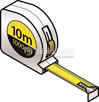 Measuring Tape Vector Art   Thinkstock