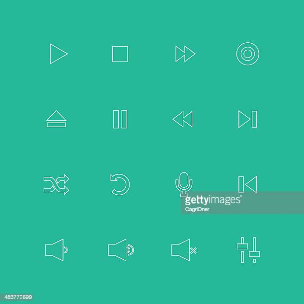 Media-Player-Icons