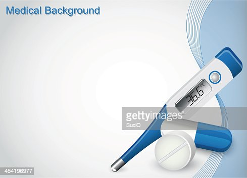 medical background : Vector Art