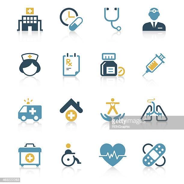 Medical Icon Set | Vivid Series