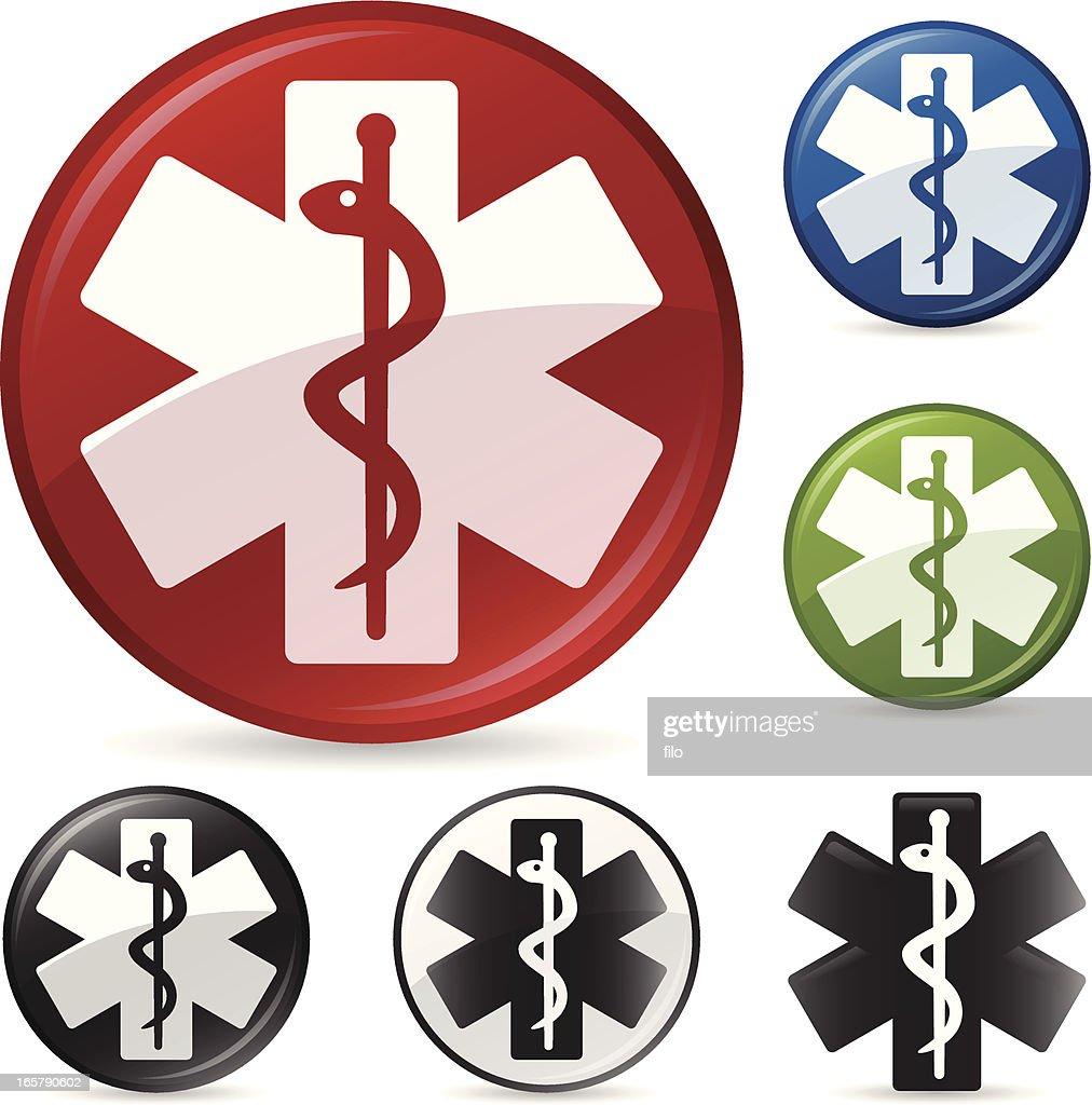 medical symbol vector art getty images
