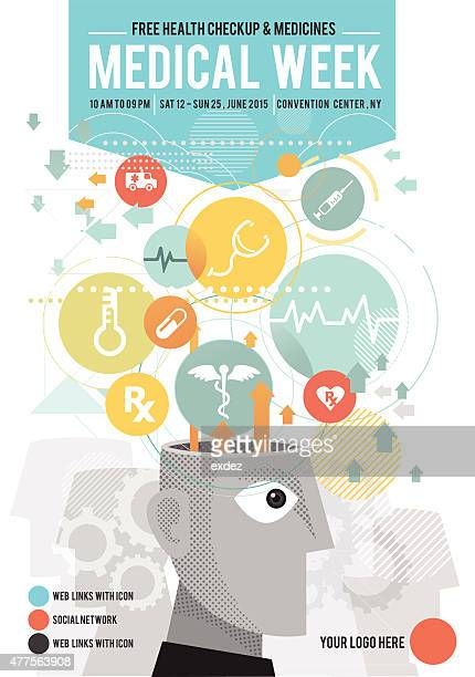 Medical week poster