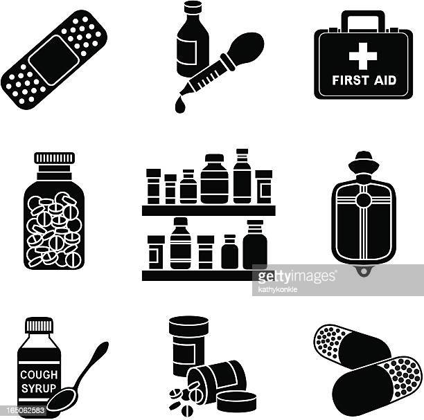 Bathroom Cabinet Clip Art: Medicine Cabinet Stock Illustrations And Cartoons