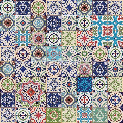 Mega excelente patr n de mosaico marroqu azulejos for Mosaico marroqui