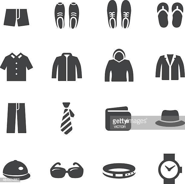 Iconos de la moda masculina de Acme serie