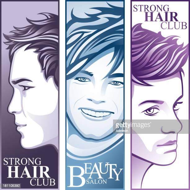 Trendige Frisuren für Herren
