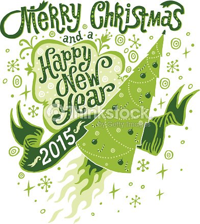Merry christmas and happy new year 2015 greeting card vector art merry christmas and happy new year 2015 greeting card vector art m4hsunfo