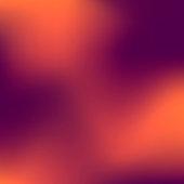 Vector modern gradient. Blurred colorful background. Digital design background