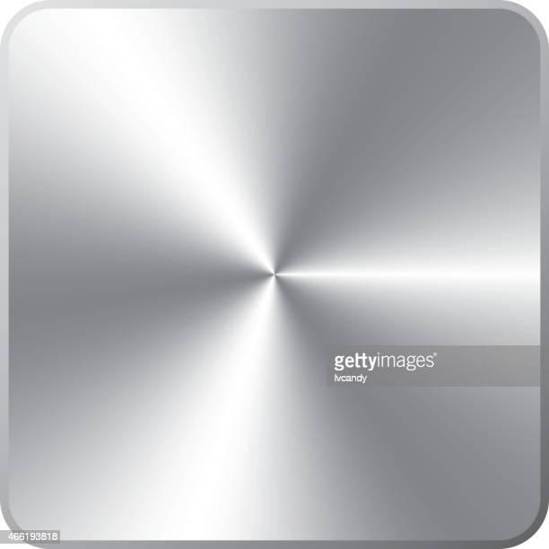 Mit Metall button