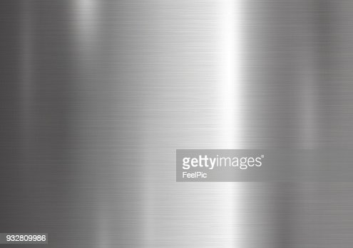 Metal texture background vector illustration : Vector Art