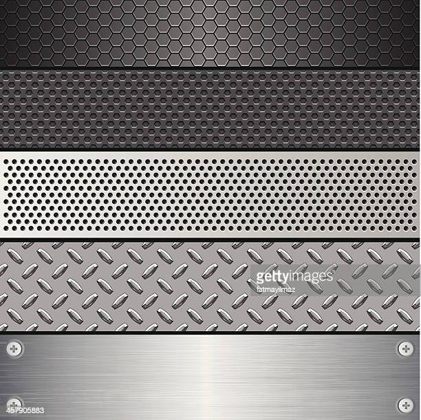 Metallic Texture Set (Pattern)