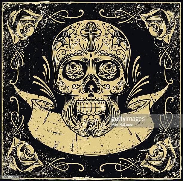 Cráneo mexicana