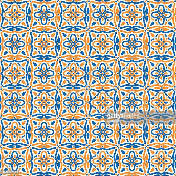 Mexican Tile-Muster