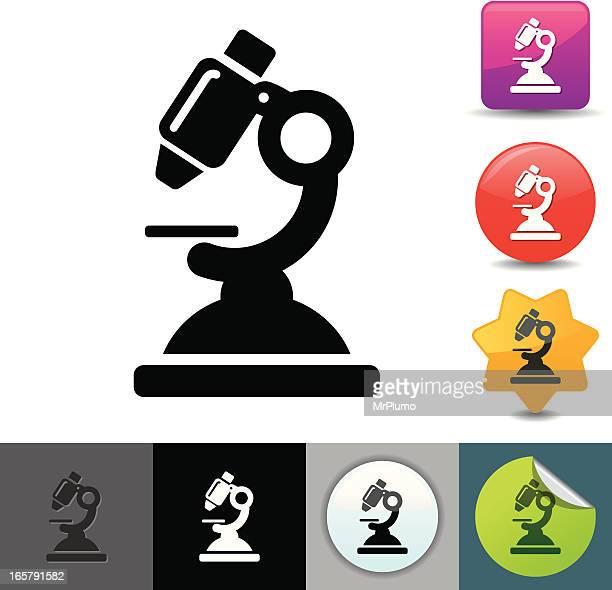 Microscopio serie solicosi icono /