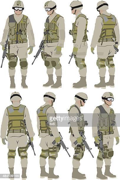Desenhos animados e ilustra es de stock de uniforme for Uniform spa vector