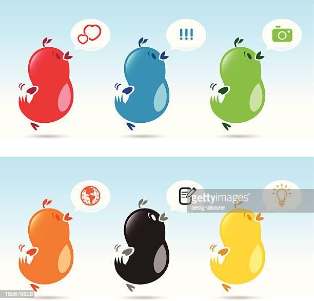 Mini Tweet Icons