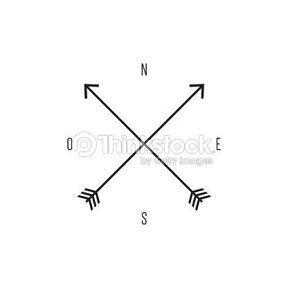 M nima rosa de los vientos arte vectorial thinkstock for Significado de la palabra minimalista