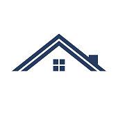 Minimalist Roof Simple Graphic