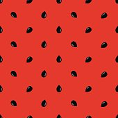 Minimalist watermelon high quality seamless pattern. Cute seamless pattern with watermelons. Vector background. Good for wallpaper, invitation cards, textile print. Vector trendy illustrations