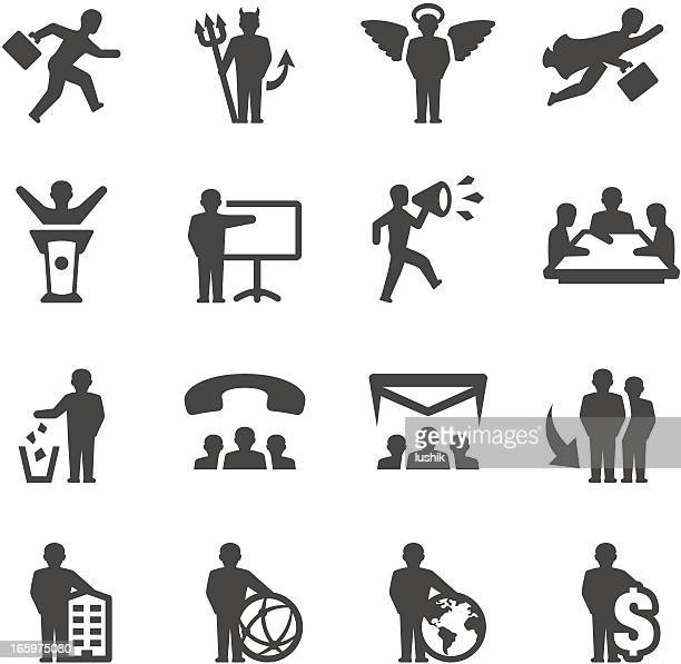 Mobico Symbol-Business Relationship