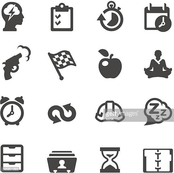 Mobico icons - Productive at work
