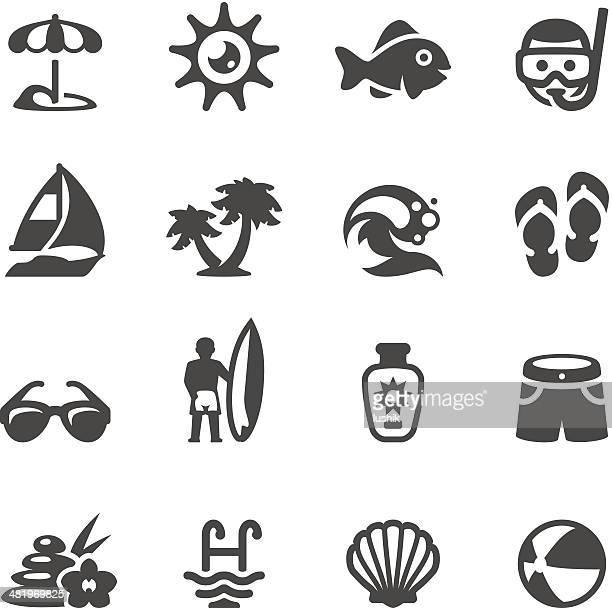 Mobico icons - Sun Beach