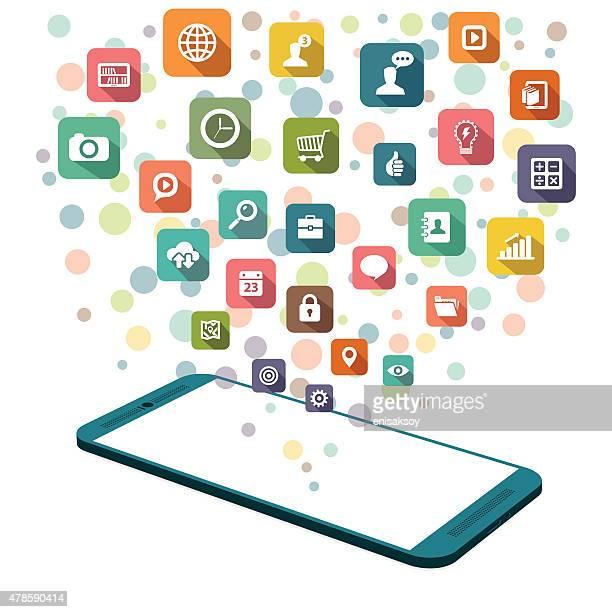 Mobile application concept