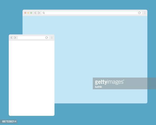 Mobile Platform Web Template