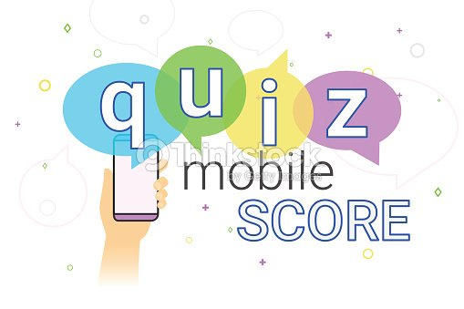 Mobile Quiz Interview And Online High Score Game On