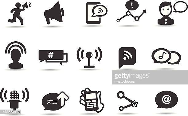 Mobilicious Communication Symbols