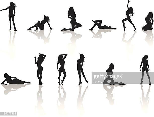 Model Silhouette Kollektion