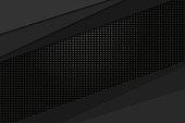 modern abstract halftone dark background