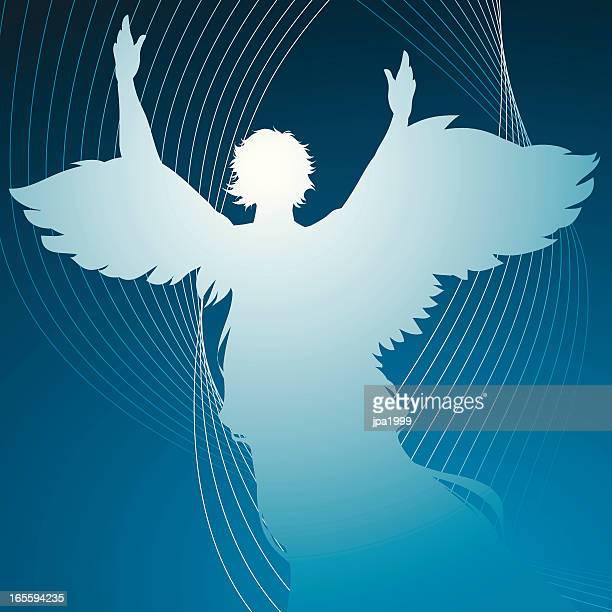 Moderne angel
