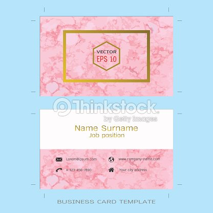 Modern designer business card layout templates marble texture modern designer business card layout templates marble texture background arte vetorial reheart Image collections