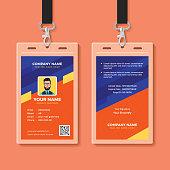 Creative identity card