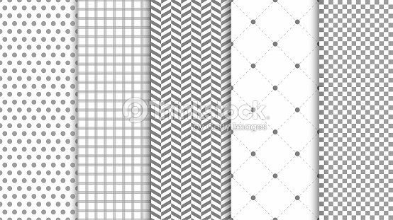 Modern seamless pattern background. Abstract set for elegant design, fashion universal background : stock vector