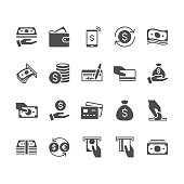 Simple vector flat Icons. Pixel perfect.