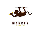 Monkey, chimp, design