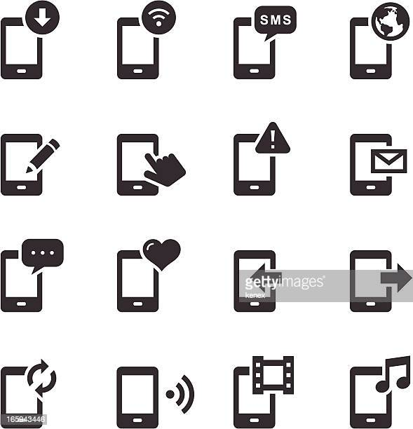 Mono Icons Set | Mobile Phone