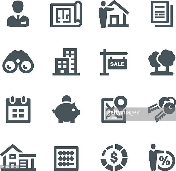 Mortgage Icons