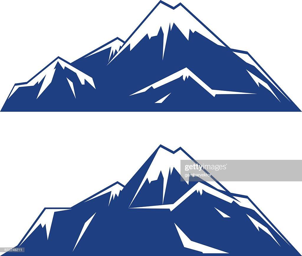 mountain vector logo vector art thinkstock rh thinkstockphotos com mountain vector line art mountain vector line art