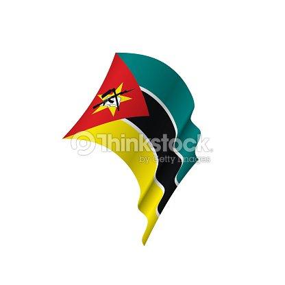 Mozambique Flag Vector Illustration Arte vetorial | Thinkstock